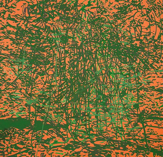 5.9.1996, Öl auf Leinwand, 162,5 × 167,5 cm, 1996